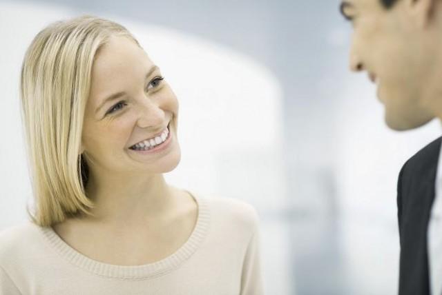 Flirten richtig ansprechen